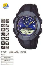 Casio HDC-600-2BVEF