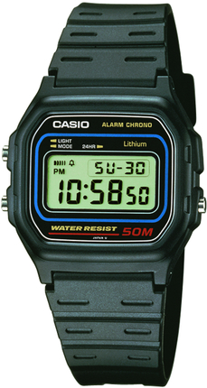 Часы CASIO W-59-1VQES