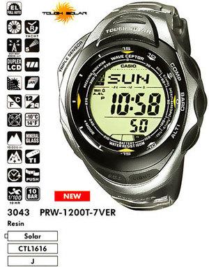 Годинник CASIO PRW-1200T-7VER