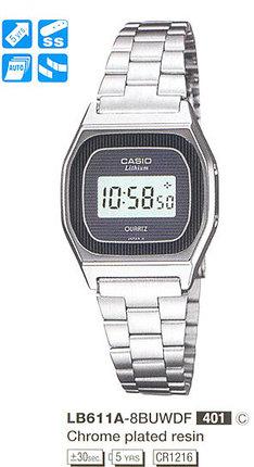 Годинник CASIO LB-611A-8BUZ