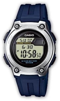 Годинник CASIO W-211-2AVEF