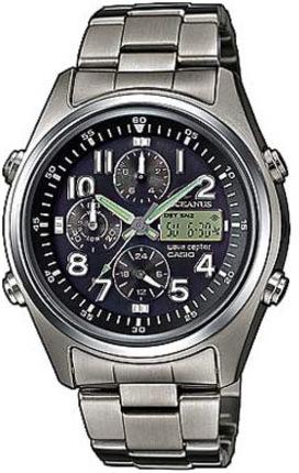 Годинник CASIO OCW-520TDE-1AVEF