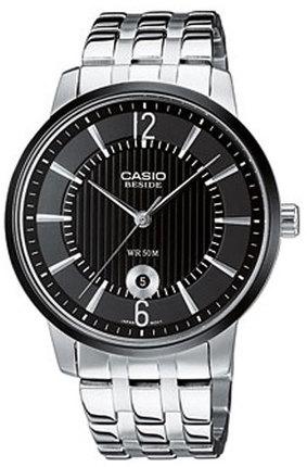 Годинник CASIO BEM-118BD-1AVEF