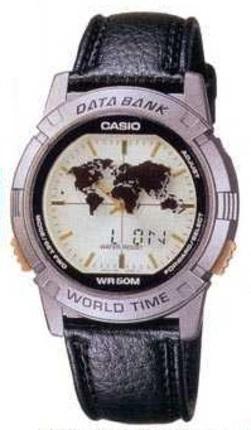 Годинник CASIO ABX-20LU-1AVQ