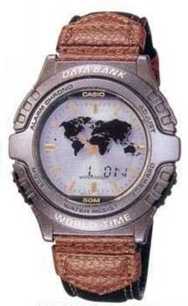 Годинник CASIO ABX-22LUY-1AVQ