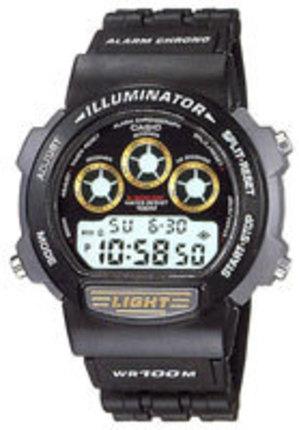 Годинник CASIO W-727H-1VH