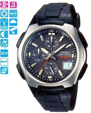 Годинник CASIO WVQ-400E-1AER