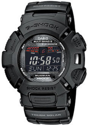 Годинник CASIO GW-9010MB-1ER