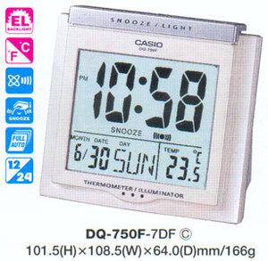 Часы CASIO DQ-750F-7DF