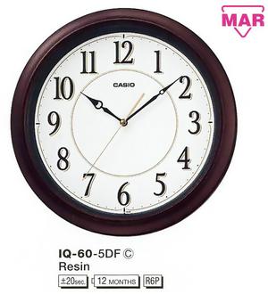 Часы CASIO IQ-60-5DF