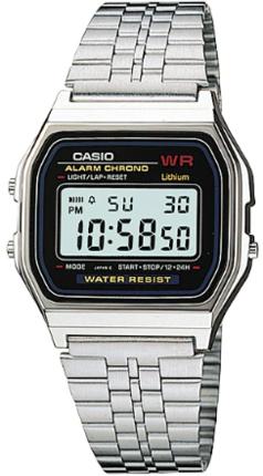 Часы CASIO A159WA-N1