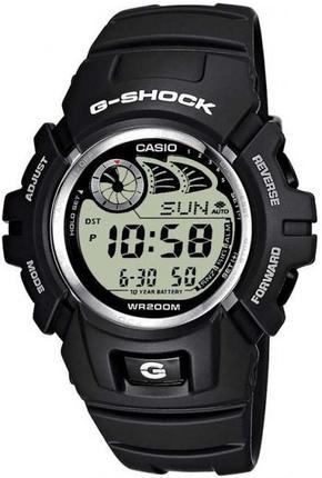 Часы CASIO G-2900F-8VER