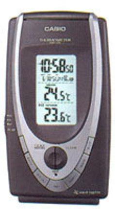 Часы CASIO DQR-100-8EF (погодная станция)