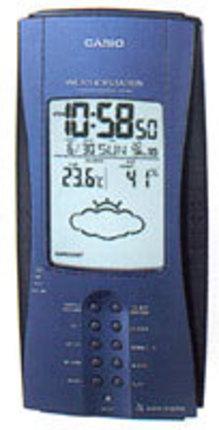 Часы CASIO DQR-300-2EF (погодная станция)