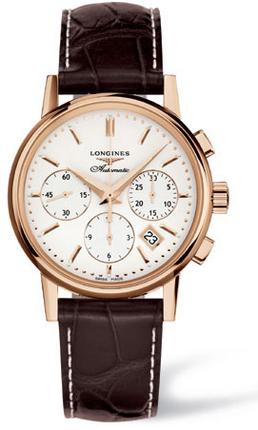 Часы LONGINES L2.733.8.72.2