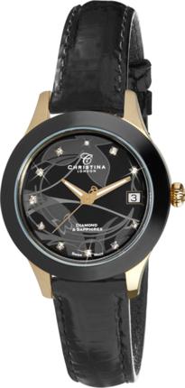 Часы CHRISTINA 308GBLBL
