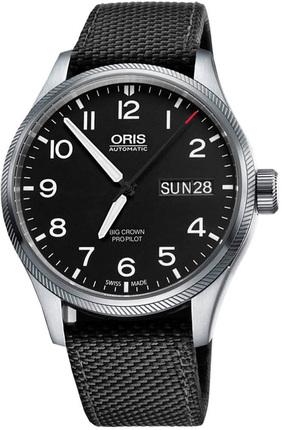 Часы ORIS 752 7698 4164-07 5 22 15FC