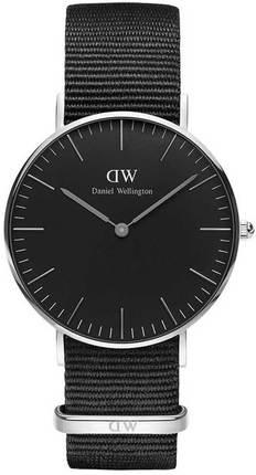 Часы Daniel Wellington DW00100151 Black Cornwall 36