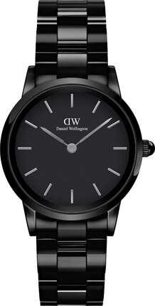 Часы Daniel Wellington DW00100415 Iconic Ceramic 28 B Black