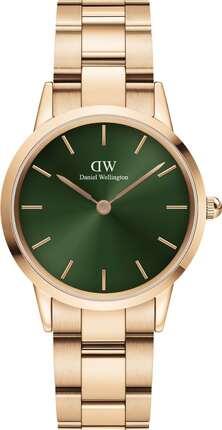 Часы Daniel Wellington DW00100420 Iconic Emerald 32 RG Green