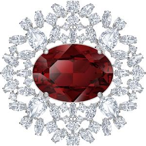 Брошка Swarovski LOUISON RED 5495263