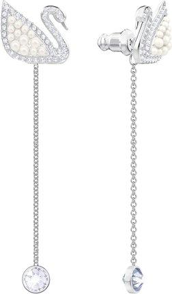 Сережки Swarovski ICONIC SWAN 5429270