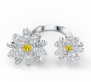 Кольцо Swarovski ETERNAL FLOWER 5512656 55