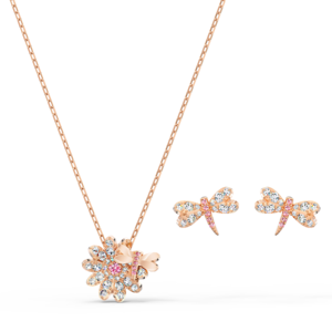 Комплект Swarovski ETERNAL FLOWER 5518141