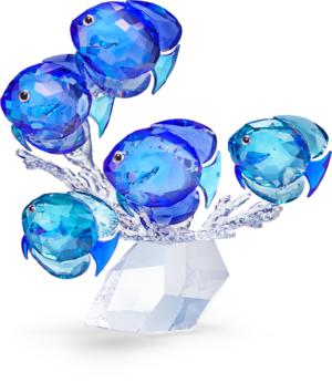 Фигурка Swarovski CRYSTAL OCEAN - SCHOOL OF FISH 5493705