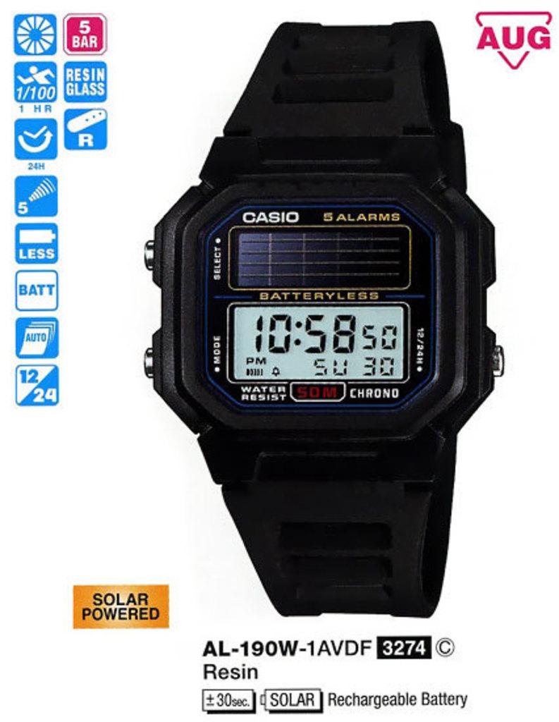 Часы Casio ABX-53CU-8A - tick-tockru