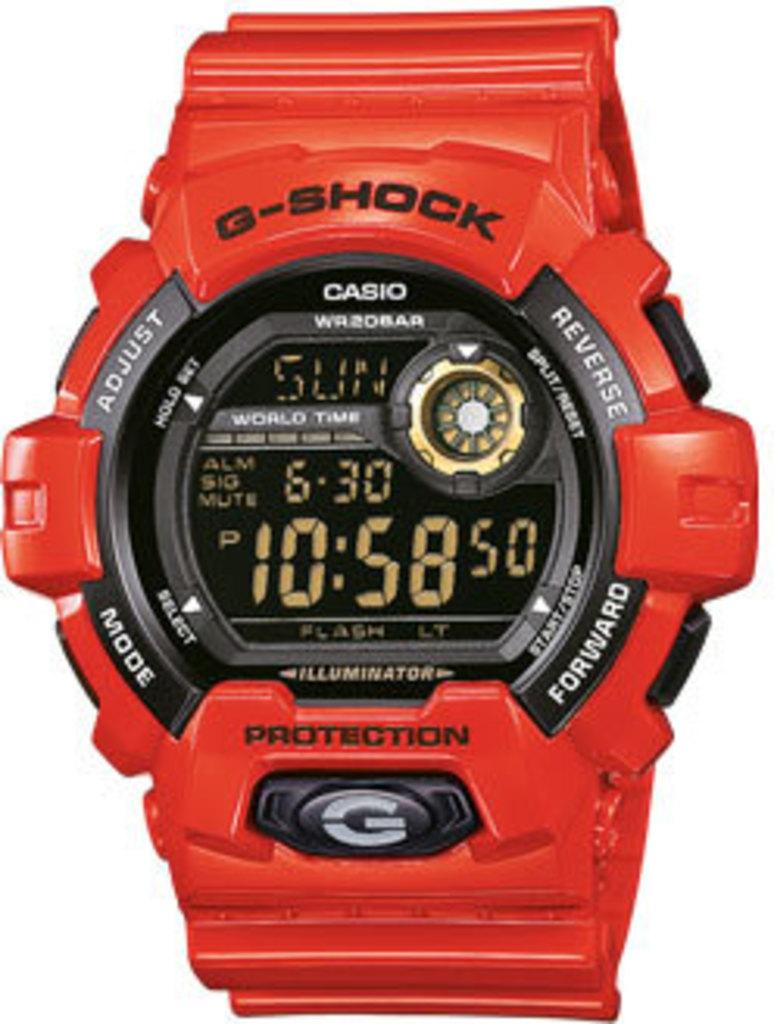 CASIO G-Shock купить наручные часы