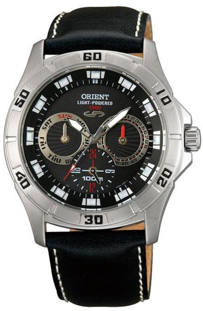Часы Orient Light-Power - tick-tockru
