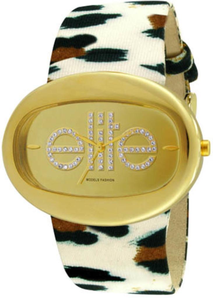 Женские часы Elite E50672G 007