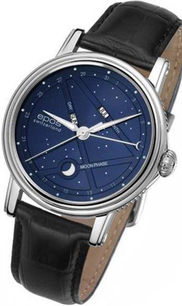 Часы наручные ситизен с лунным календарем