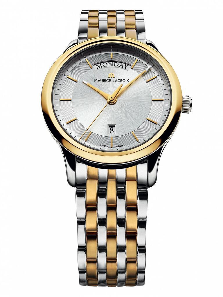 Maurice Lacroix Les Classiques купить часы в Москве