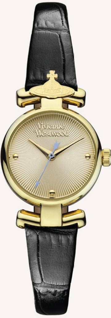 Женские часы Vivienne Westwood VV090GDBK