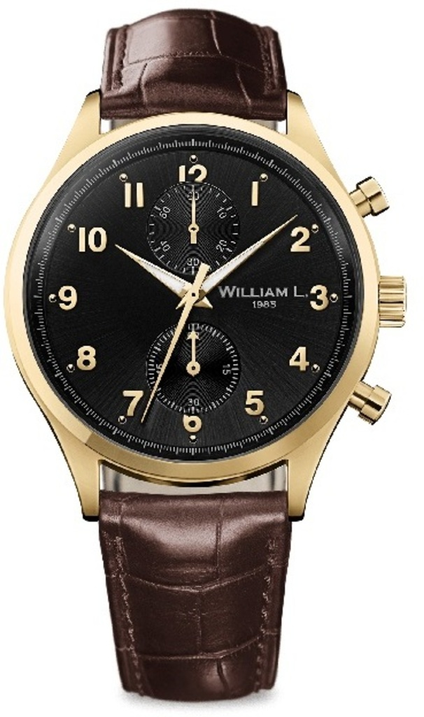 Мужские часы William L. WLOJ02NROJCM