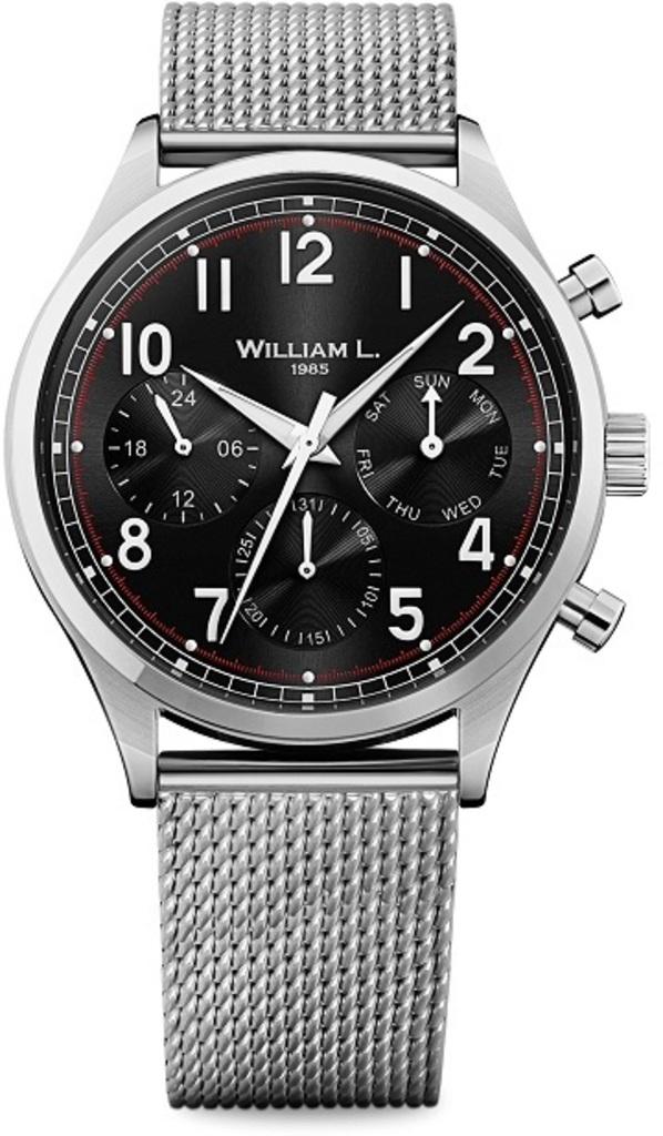 Мужские часы William L. WLAC03NRMM