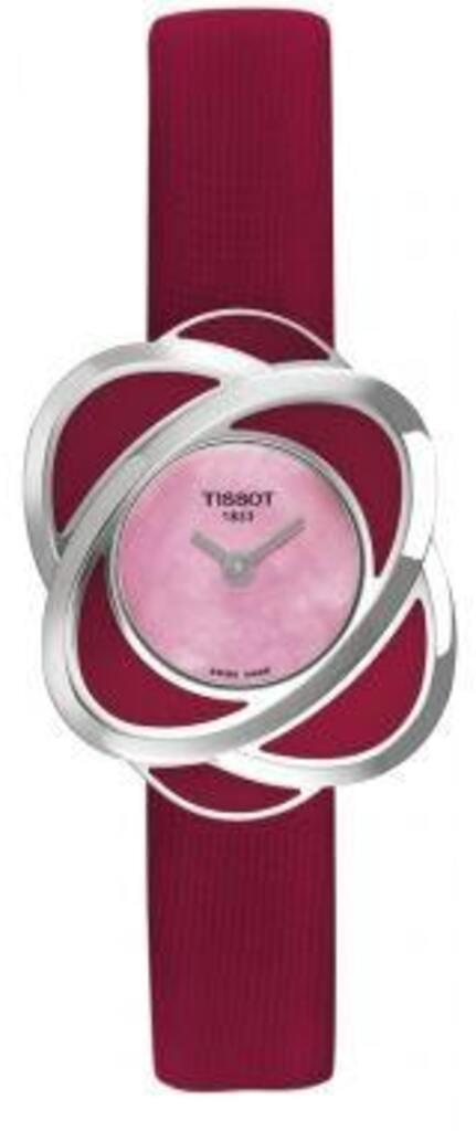 Часы tissot precious flower