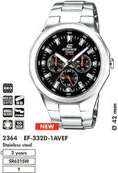 Часы CASIO EF-332D-1AVEF - Дека