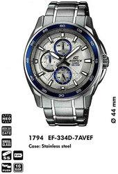 Часы CASIO EF-334D-7AVEF - Дека
