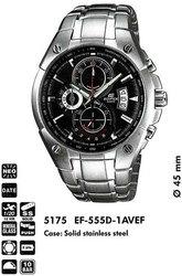 Часы CASIO EF-555D-1AVEF - Дека