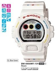Часы CASIO DW-6900MT-7ER - Дека
