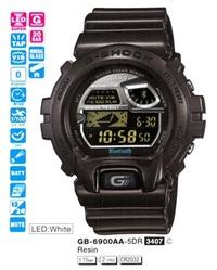 Часы CASIO GB-6900AA-5ER - Дека