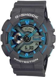 Часы CASIO GA-110TS-8A2ER - Дека