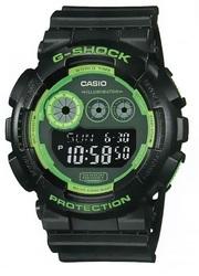 Часы CASIO GD-120N-1B3ER - Дека
