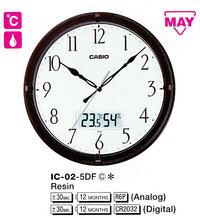 Часы CASIO IC-02-5DF - Дека