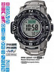 Часы CASIO PRW-3500T-7ER - Дека