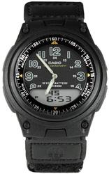 Часы CASIO AW-80V-1BVDF - Дека
