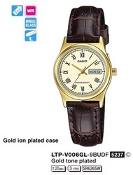 Часы CASIO LTP-V006GL-9BUDF - Дека
